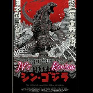 "Episode 33 - ""Shin Godzilla Review"" (Spoilers)"