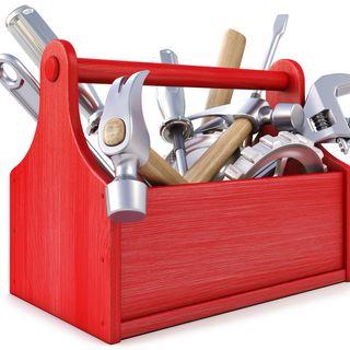 God's Tool Box - Morning Manna #2566