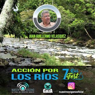 NUESTRO OXÍGENO Acción por los ríos - Blgo. Juan Guillermo Velasquez Merino