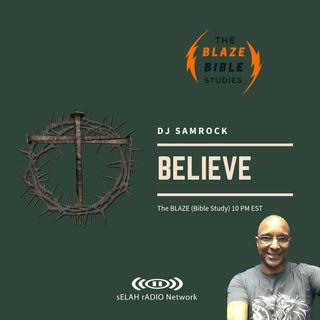Believe -DJ SAMROCK