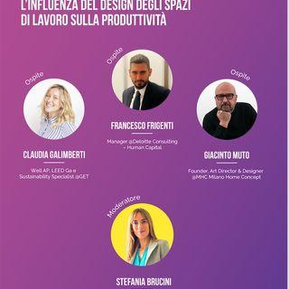 Digital Innovation Talks Fuorisalone Digital Edition 2021 - L'influenza del design degli spazi di lavoro sulla produttività