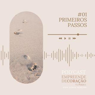 Ep.01 - Pequenos Passos