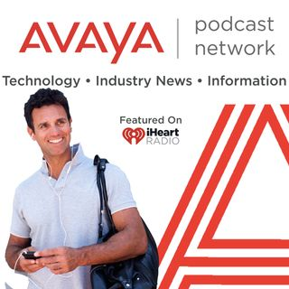 Episode 4 - Amy Clowe from Plantronics and Avaya's Andy Steen on Avaya Sports