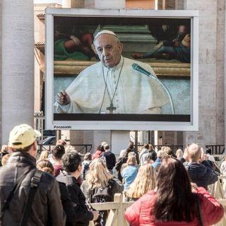Papa Francesco e la logica dell'amore