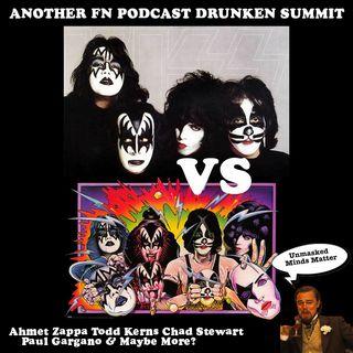 Dynasty vs Unmasked - Ahmet Zappa Todd Kerns Chad Stewart Paul Gargano Eddie Trunk