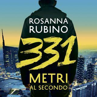 "Rosanna Rubino ""331 metri al secondo"""