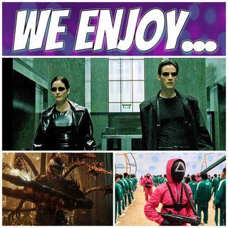 Ep 36 - Spoonman (The Matrix Recap)