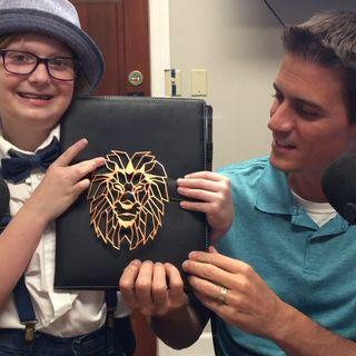 The Tiberius Show EP 100 Dr Aaron Farrant