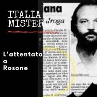 L' attentato a Rosone