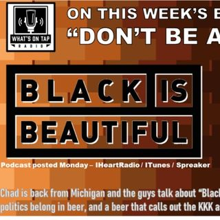 The Black is Beautiful Collabs Toast to Racial Justice!