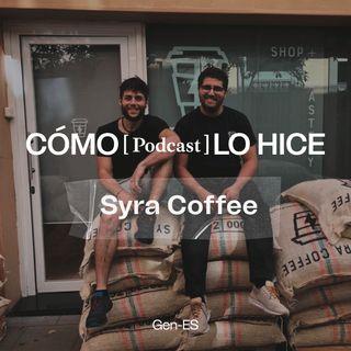 Syra Coffee: Yassir Raïs