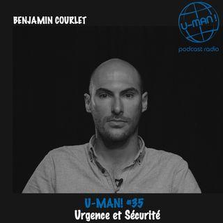 U-MAN! #35 - Urgence et Sécurité