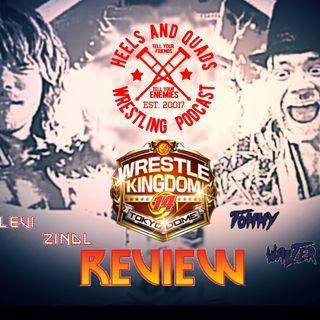 201. WrestleKingdom 14 Review