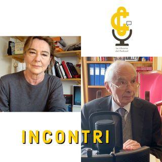 Monica Guerritore e Giuliano Amato - Arte, scienza e libertà di pensiero