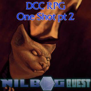 One Shot - DCC RPG (Parte 2 de 2)