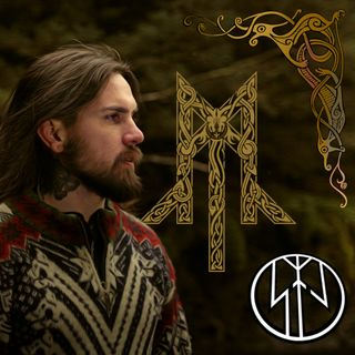 Pagan English folk music with Dan Capp of Wolcensmen