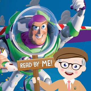 Toy Story - Bedtime Stories (Mr. HB)