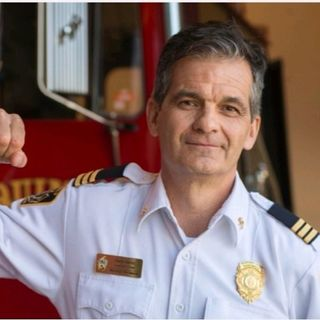 Assistant Fire Chief Steve Serbic - Undercover Mental Health and His Own Story