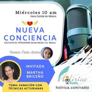 Nueva Conciencia Entrevista con Martha Briceño