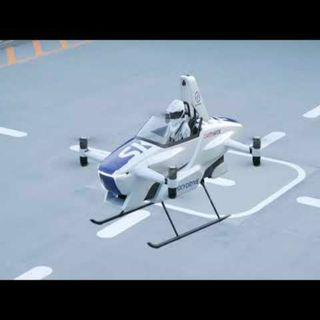 SkyDrive Aims To Make The Flying Car A Part Of Normal Life .
