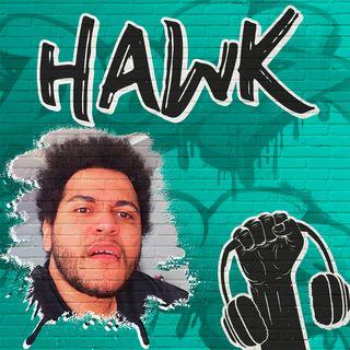 Hawk na Quebrada - #42
