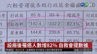 20:16 控六輕汙染害罹癌 台西鄉民求償7千萬 ( 2018-08-31 )