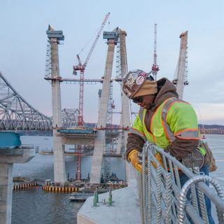 Rebuilding American Infrastructure; Made In USA Talk
