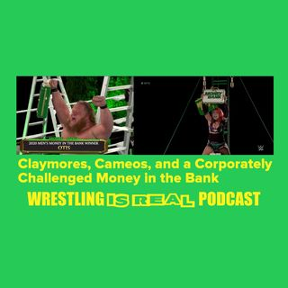 Claymores, Cameos, and a Corporately Challenged Money in the Bank KOP051120-532