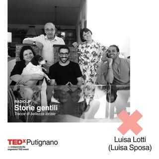 Luisa Sposa - Storia di una rivoluzione gentile tessuta con ago e filo