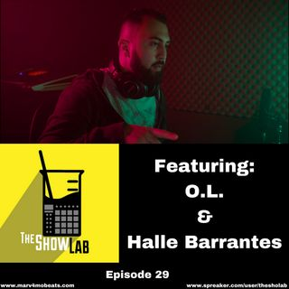 The Showlab Producer Podcast Episode 29 With Halle Barrantes