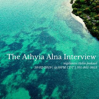 The Athyia Alna Interview.