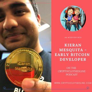 Kieran Mesquita of Blockboxx on Crypto Clothesline