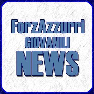 ForzAzzurri Giovanili News - Aggiornamenti del 10.10.2017