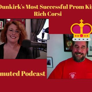 Dunkirk's Most Successful Prom King with CAPA VP Rich Corsi