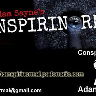 Conspirinormal Episode 200.5- UFO Edition (Peter Robbins, Seriah Azkath, Chris Wolford, Guy Malone, and Walter Bosley)
