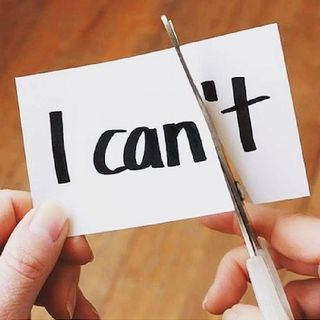 I Can - You Can - We Can