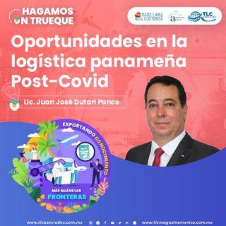 Episodio 224. Oportunidades en la logística panameña post-Covid