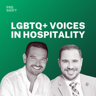 S2E5 - LGBTQ+ Voices in Hospitality feat. Jason Olea & Christopher Henry