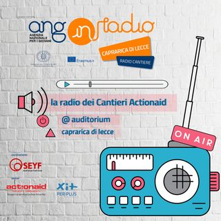 ANG inRadio - Radio Cantiere #1 - start!