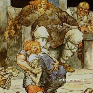 De como el orgullo de Thor fue derrotado (2). Mitología nórdica Pt. 12.