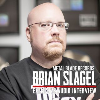 Interview with Brian Slagel of METAL BLADE RECORDS