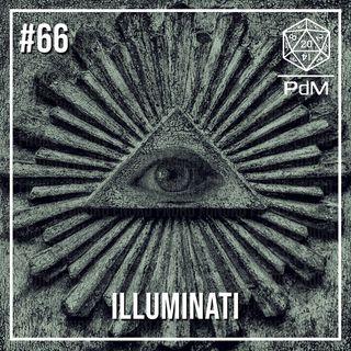 Podcast de Mesa #66 - Illuminati