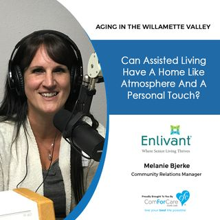 11/6/18: Melanie Bjerke with Davenport Place Assisted Living | Can Assisted Living Have a Home-Like Atmosphere and a Personal Touch?
