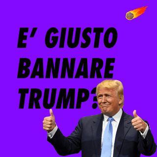 E' GIUSTO BANNARE TRUMP? (2x08)