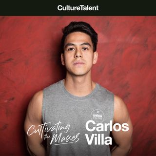 Passion and Persistent with Carlos Villa