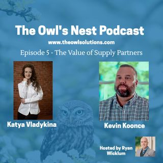 No. 5 - The Value of Supply Partners