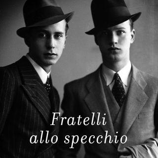 """Mariella Cerutti Marocco """"Fratelli allo specchio"""""""