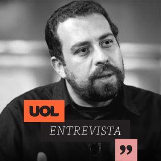 Guilherme Boulos: democracia não é só governar com quem concorda com você