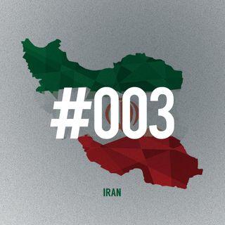 #003 - Cosa succede in Iran? - con Sajjad Khaksari