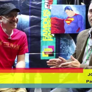 Painting Pop Culture Into Life! A Josh Bauer Artist interview on the Hangin With Web Show
